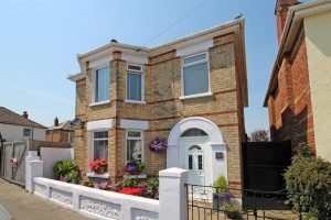 Styles of house built in Southbourne Bournemouth