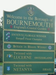 Welcome to the Borough of Bournemouth