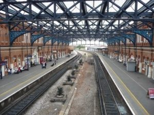 Bournemouth's Victorian railway station