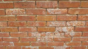 Damp & Woodworm Wall tie Failure Survey Page Spalling brickwork due to cement mortar