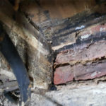 Be Dri Dry Rot Treatment in a property in Bournemouth 8